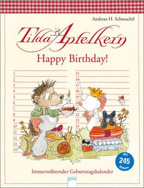 Tilda Apfelkern. Happy Birthday!