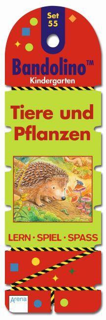 Bandolino (Spiele): Tiere und Pflanzen (Kinderspiel); Set.55