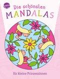 Die schönsten Mandalas für kleine Prinzessinnen