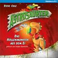 Astrosaurier - Das Höllenmonster aus dem Ei, Audio-CD
