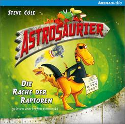 Astrosaurier - Die Rache der Raptoren, Audio-CD