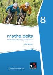 mathe.delta, Ausgabe Berlin/Brandenburg: 8. Schuljahr, Lehrerband