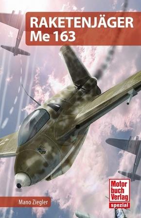 Raketenjäger Me-163
