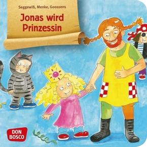 Jonas wird Prinzessin