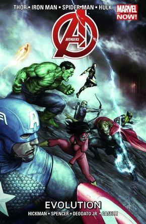 Avengers - Marvel Now!, Evolution