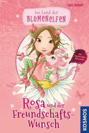 Im Land der Blumenelfen - Rosa und der Freundschaftswunsch