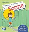 Projektideen für Kinder von 1 bis 4: Sonne