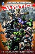 Justice League - Die gefährlichsten Helden der Welt