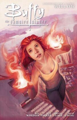 Buffy, The Vampire Slayer (9. Staffel) - Willow
