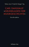 """Carl Dahlhaus' """"Grundlagen der Musikgeschichte"""""""