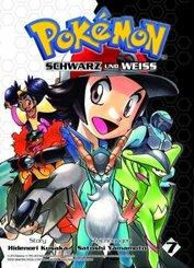 Pokémon Schwarz und Weiss - Bd.7