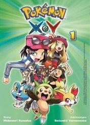 Pokémon X und Y - Bd.1