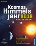 Kosmos Himmelsjahr 2016 professional, m. DVD-ROM