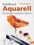 Handbuch Aquarell, m. DVD