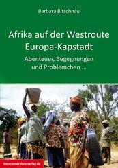 Afrika auf der Westroute Europa-Kapstadt