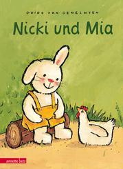 Nicki und Mia