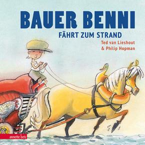 Bauer Benni fährt zum Strand