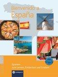 Bienvenido a España