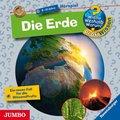 Die Erde, Audio-CD - Wieso? Weshalb? Warum?