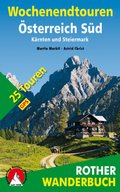 Rother Wanderbuch Wochenendtouren Österreich Süd