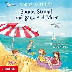 Sonne, Strand und ganz viel Meer, Audio-CD