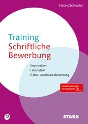 Training Schriftliche Bewerbung