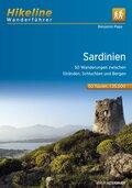 Hikeline Wanderführer Sardinien