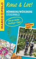 MARCO POLO Raus & Los! Nürnberg, Würzburg, Steigerwald