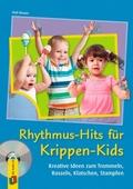 Rhythmus-Hits für Krippen-Kids, m. 1 Audio
