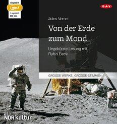 Von der Erde zum Mond, 1 MP3-CD