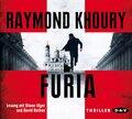 Furia, 6 Audio-CDs