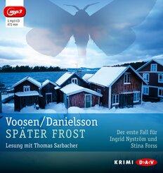Später Frost, 1 MP3-CD