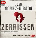 Zerrissen, 2 MP3-CDs