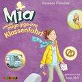 Mia und die mega-giga-irre Klassenfahrt, 2 Audio-CDs