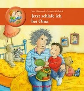 Jetzt schlafe ich bei Oma