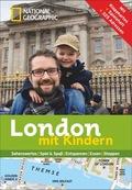 National Geographic Familien-Reiseführer London mit Kindern