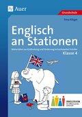 Englisch an Stationen, Klasse 4 Inklusion