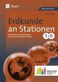 Erdkunde an Stationen, Klasse 5/6 Inklusion