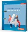 Unterrichtsmaterialien Mathematik 4. Klasse, m. CD-ROM