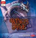Wings of Fire, das verlorene Erbe, MP3-CD