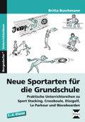 Neue Sportarten für die Grundschule