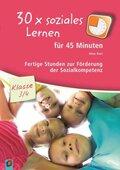 30x soziales Lernen für 45 Minuten - Klasse 3/4