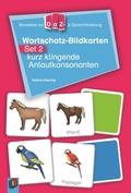 Wortschatz-Bildkarten - Set.2