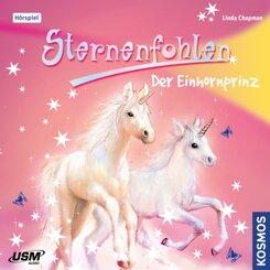 Sternenfohlen - Der Einhornprinz, Audio-CD