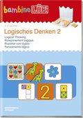 bambinoLÜK-Übungshefte: Logisches Denken - Tl.2