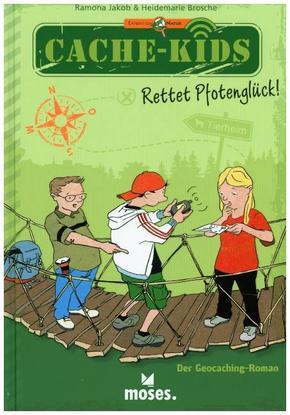 Cache-Kids - Rettet Pfotenglück!