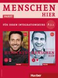 Menschen hier: Kursbuch mit DVD-ROM und Arbeitsbuch mit Audio-CD, 2 Bde.; Bd.A2/1