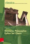 Römische Philosophie: Epikur bei Cicero