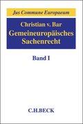 Gemeineuropäisches Sachenrecht - Bd.1