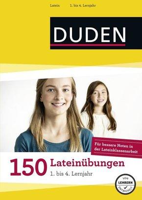 Duden 150 Lateinübungen 1. bis 4. Lernjahr